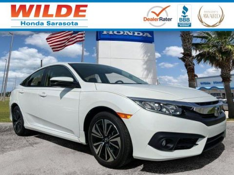 New 2018 Honda Civic EX-L