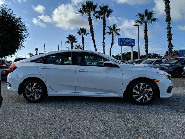 Certified Pre-Owned 2017 Honda Civic Sedan EX