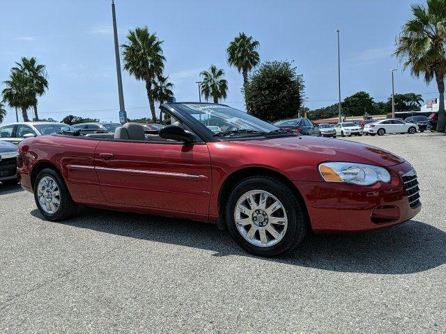 Pre-Owned 2006 Chrysler Sebring Limited