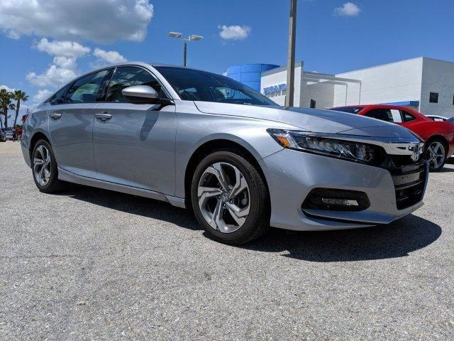 New 2019 Honda Accord Sedan EX 1.5T