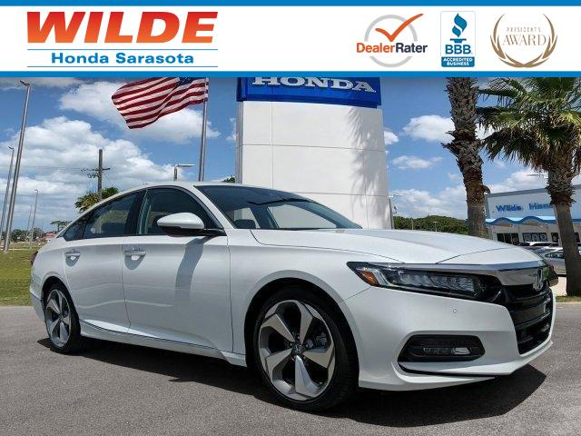 New 2018 Honda Accord Touring 2 0t