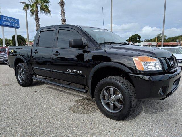 Pre-Owned 2014 Nissan Titan PRO-4X