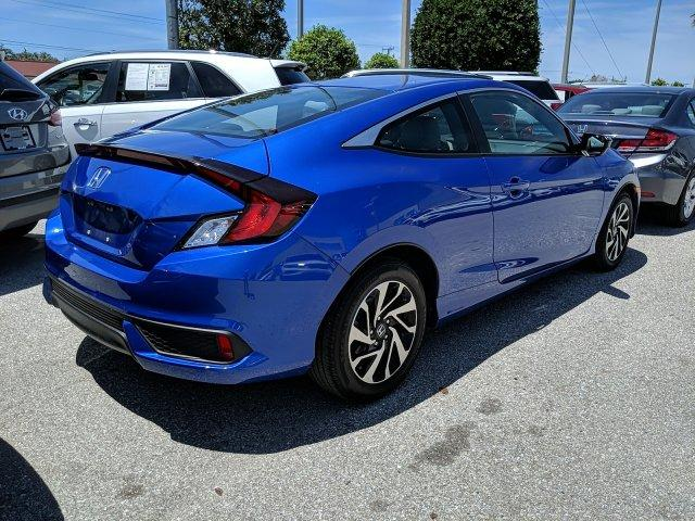 Pre-Owned 2016 Honda Civic Coupe LX
