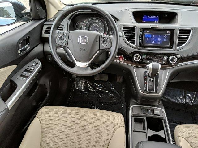 Certified Pre-Owned 2015 Honda CR-V EX-L
