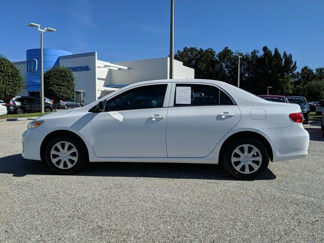Pre-Owned 2011 Toyota Corolla L