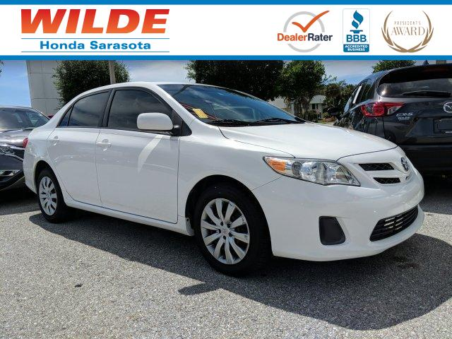 Pre Owned 2012 Toyota Corolla LE