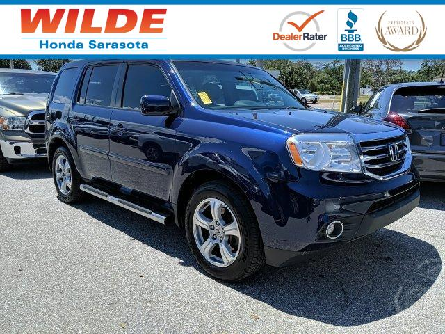 2013 Honda Pilot Ex L For Sale >> Pre Owned 2013 Honda Pilot Ex L Fwd