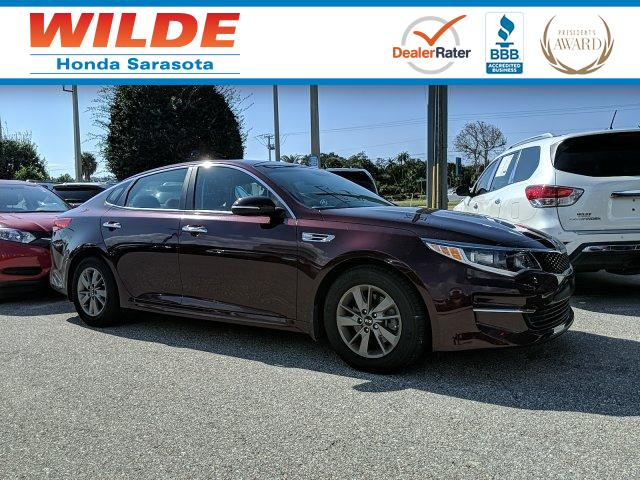 Pre-Owned 2016 Kia Optima LX Turbo