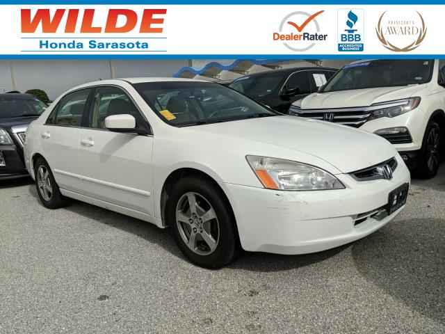 Pre Owned 2005 Honda Accord Hybrid