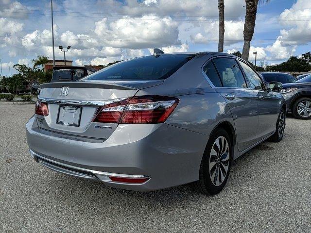 Certified Pre-Owned 2017 Honda Accord Hybrid EX-L