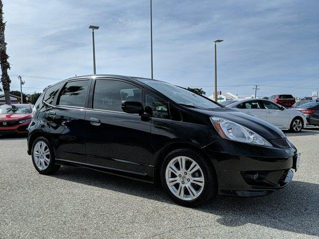 Pre-Owned 2010 Honda Fit Sport