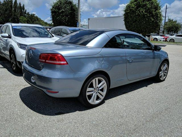 Pre-Owned 2012 Volkswagen Eos Executive
