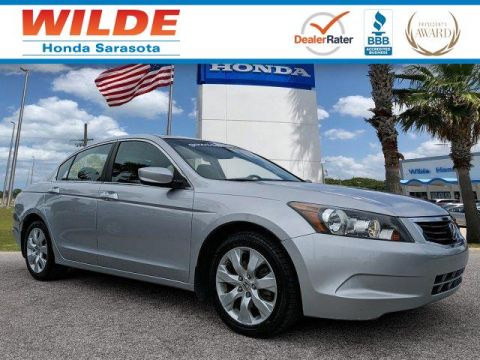 Pre-Owned 2010 Honda Accord EX