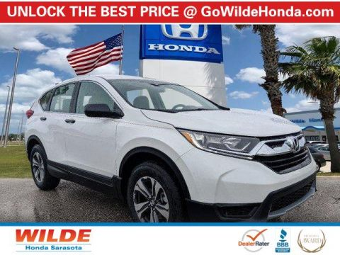 125 New Honda Cr V For Sale In Sarasota Wilde Honda Sarasota