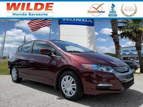 Pre-Owned 2011 Honda Insight LX