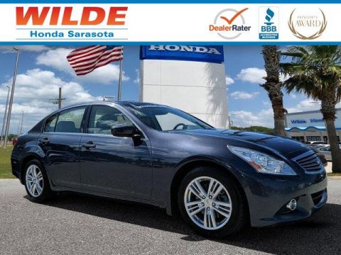 Pre-Owned 2010 INFINITI G37 Sedan Journey