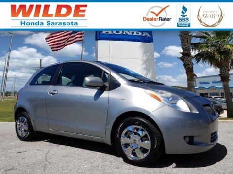 Used 2008 Pre Owned Toyota Yaris Fwd
