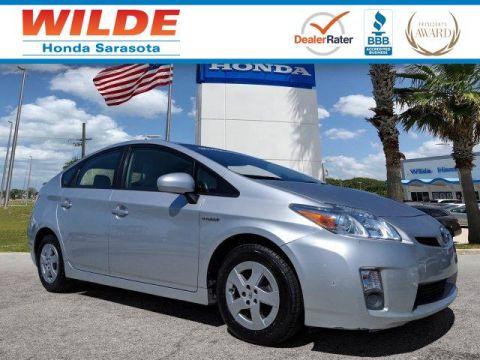 Pre-Owned 2011 Toyota Prius III