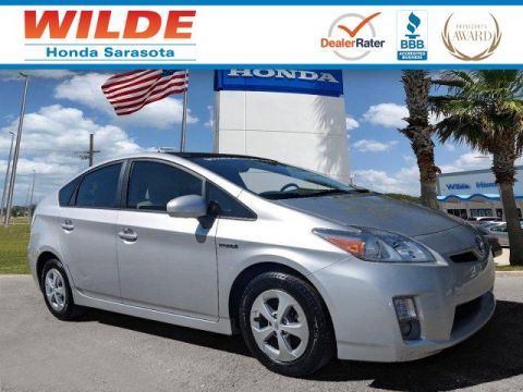 Pre-Owned 2011 Toyota Prius IV
